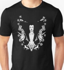 Dark Lillies Unisex T-Shirt