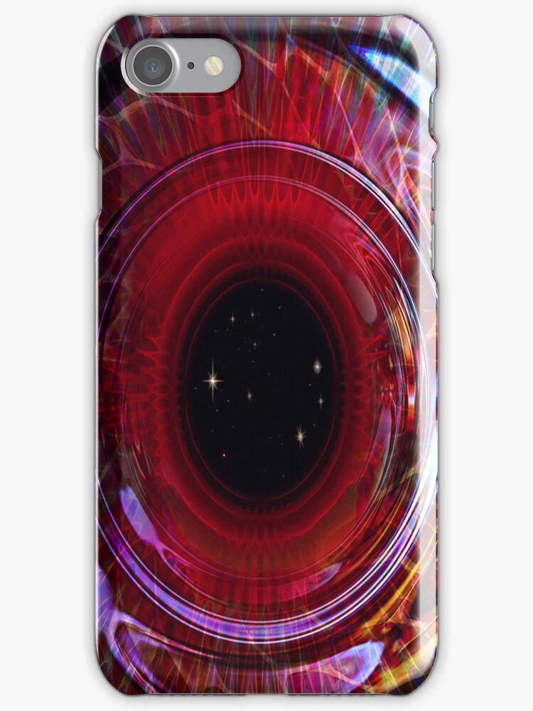 Portal-iPhone & iPod Case by Diane Johnson-Mosley