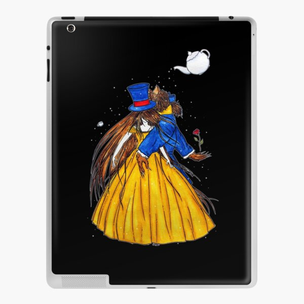 Who is the Mad Hatter ? Beauty and the Beast iPad Skin