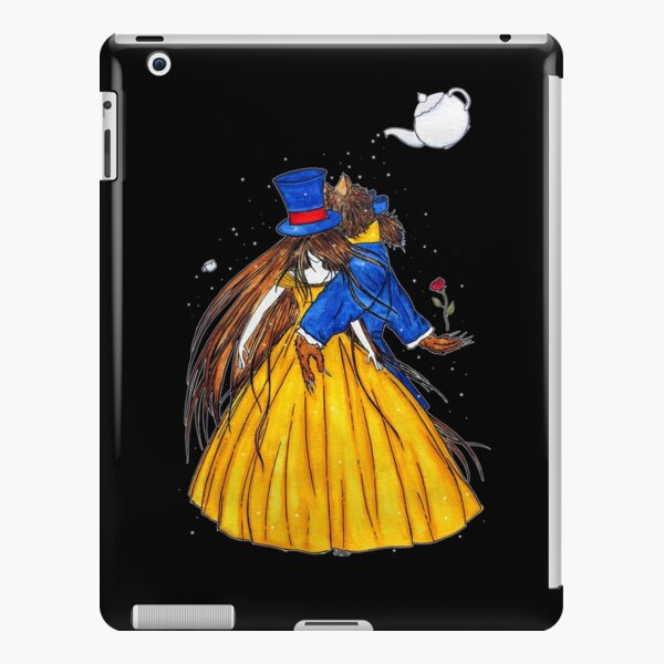Who is the Mad Hatter ? Beauty and the Beast iPad Snap Case