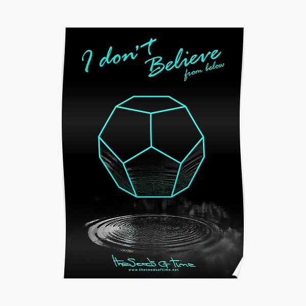 I don't believe (from below) Poster