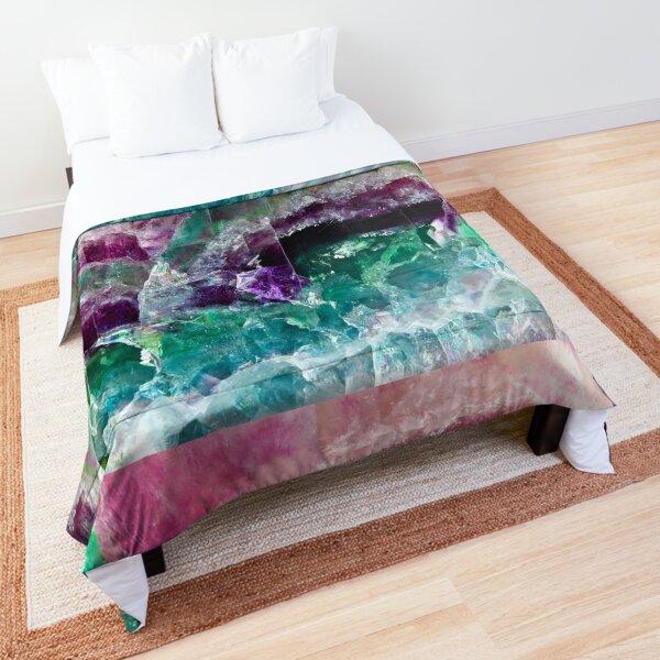 Fluorite Comforter