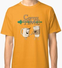Coffee Time! Classic T-Shirt