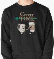 Coffee Time! Pullover