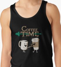 Coffee Time! Tank Top