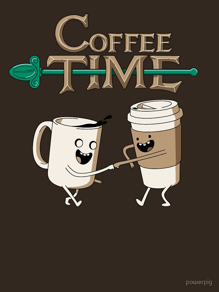 Coffee Time! | Unisex T-Shirt