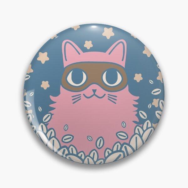 Cat Bandit IV Pin
