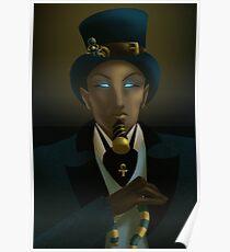 Egypto-NeoVictorian Noir Poster
