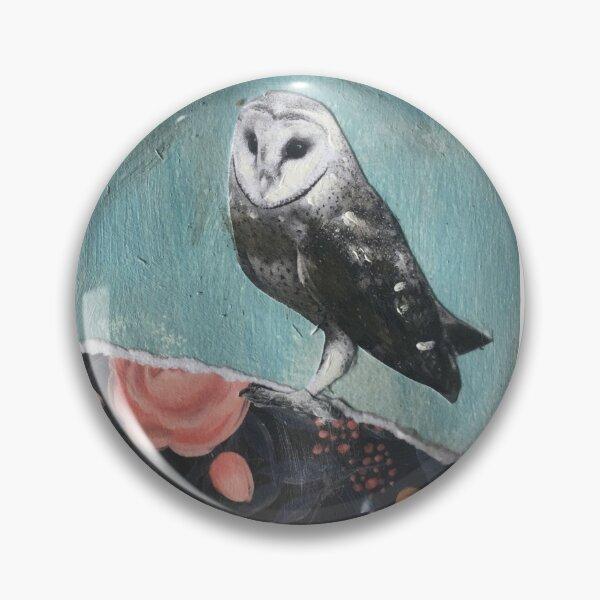owl of my heart Pin