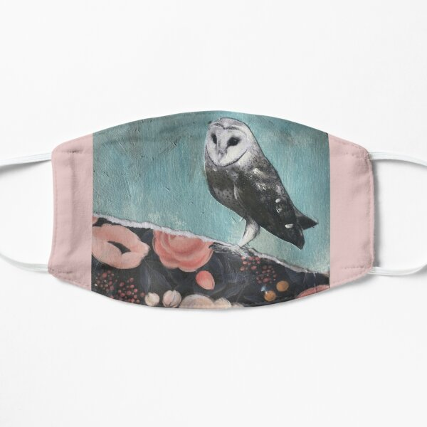 owl of my heart Mask