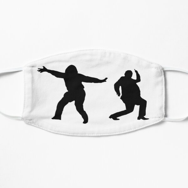 Bottom 2 silhouettes only Mask