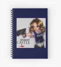 You're under arrest! Spiral Notebook