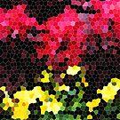 Flower Tile by PerkyBeans