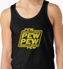 Pew pew pew Men's Tank Top