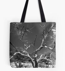 Turning to Driftwood Tote Bag