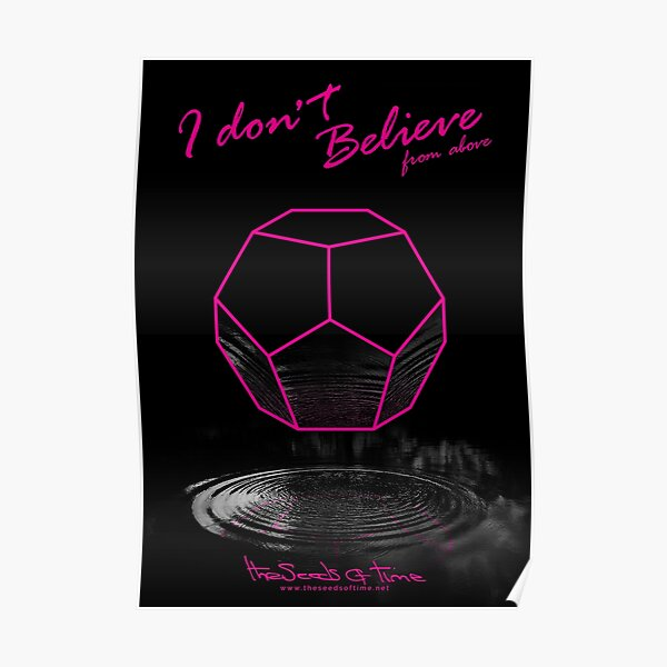 I don't believe (from above) Poster