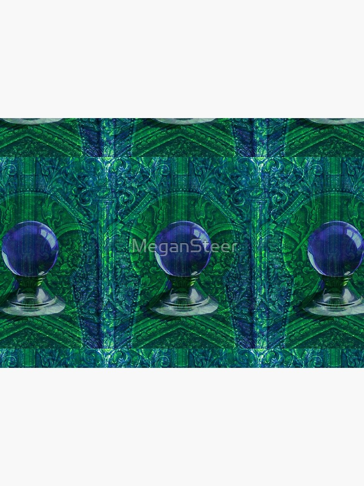 Mystic Visions in Blue and Green by MeganSteer