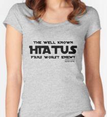 Hiatus Women's Fitted Scoop T-Shirt