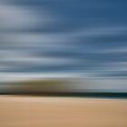 Beach Blur by Steve Purnell