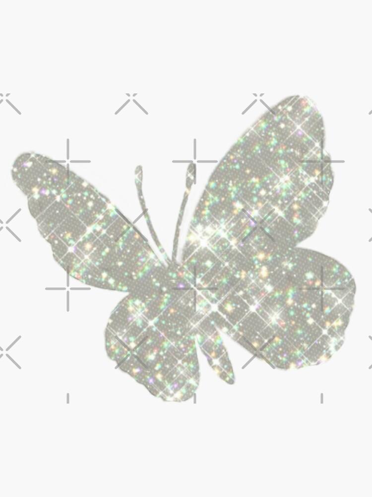 Glitter Butterfly by jellybabie