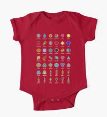 Pokemon Badges Kids Clothes