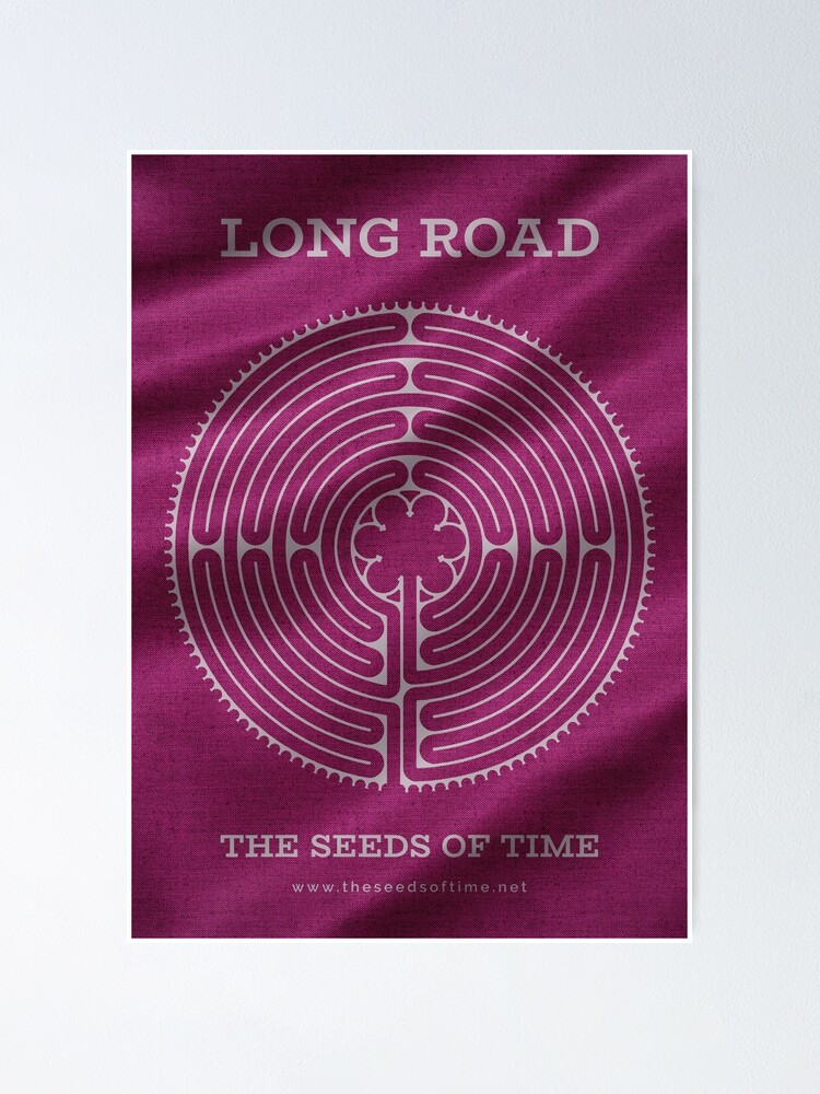 Alternate view of Long Road Poster