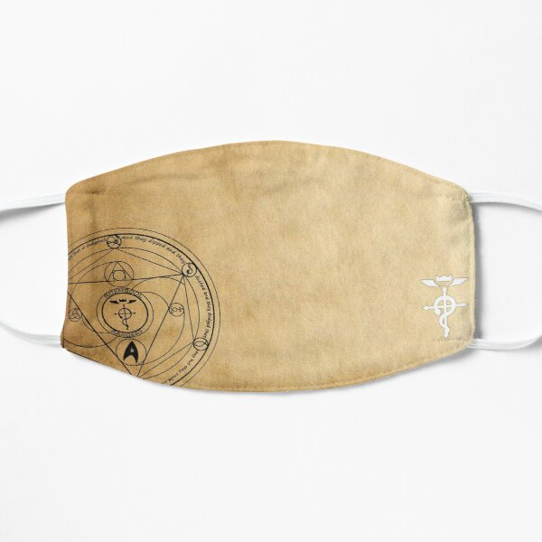 The Ancient Alchemy Flat Mask