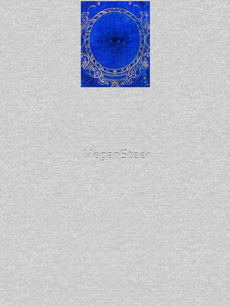 I See You in Blue by MeganSteer