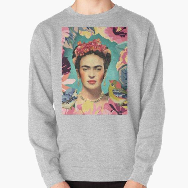 Frida Kahlo V Sudadera sin capucha