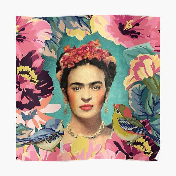 Frida Kahlo v Poster
