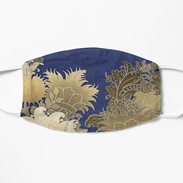 For The Goddess (Blue and Gold) Mask