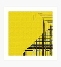jacob's ladder Art Print