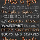Fall Is For... by friedmangallery