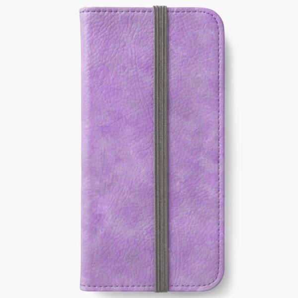 Lilacs iPhone Wallet