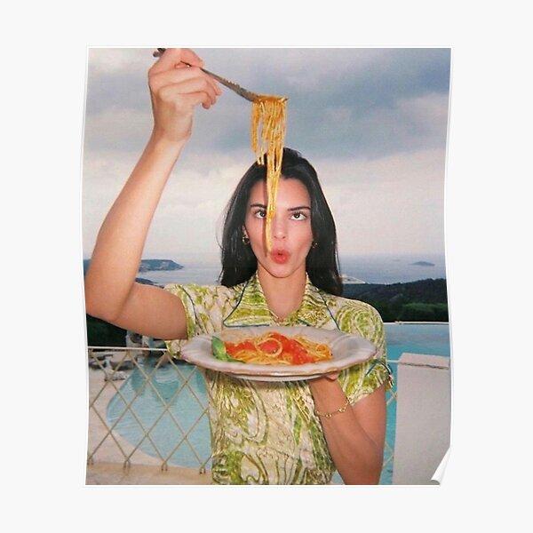 Kendall Jenner aesthetic  Poster