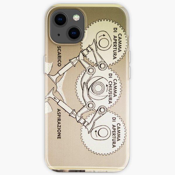 Ducati Desmo Funda blanda para iPhone