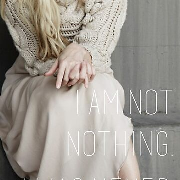 I am Not Nothing. - Emma Swan by AlexisRolfes37