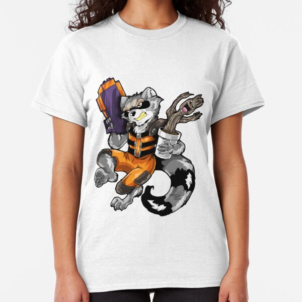 Galaxy Guardians Classic T-Shirt