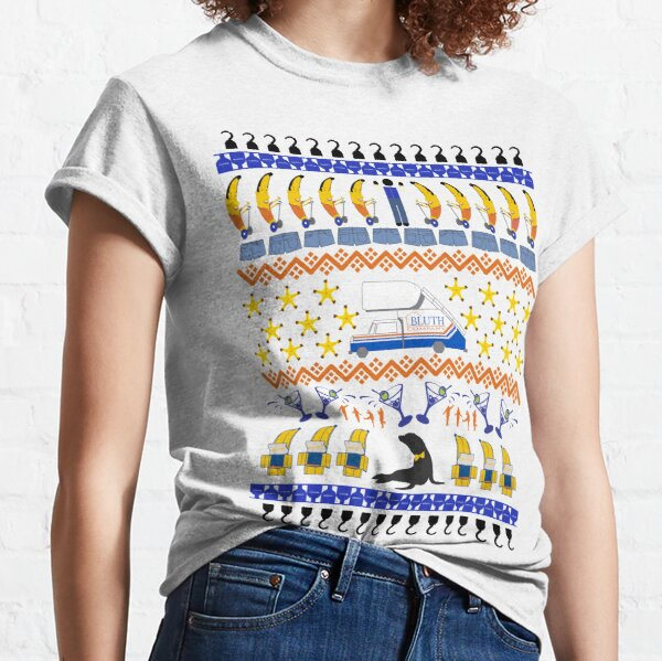 Arrested Development Ugly Sweater Classic T-Shirt