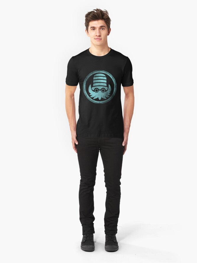Alternate view of Hail Helix Slim Fit T-Shirt