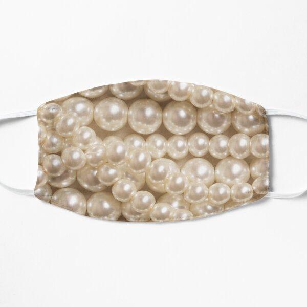 Pearls Flat Mask