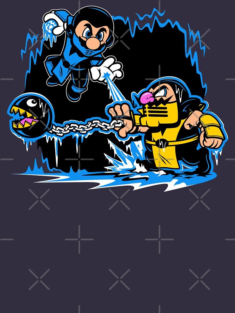 Mario Kombat | Unisex T-Shirt