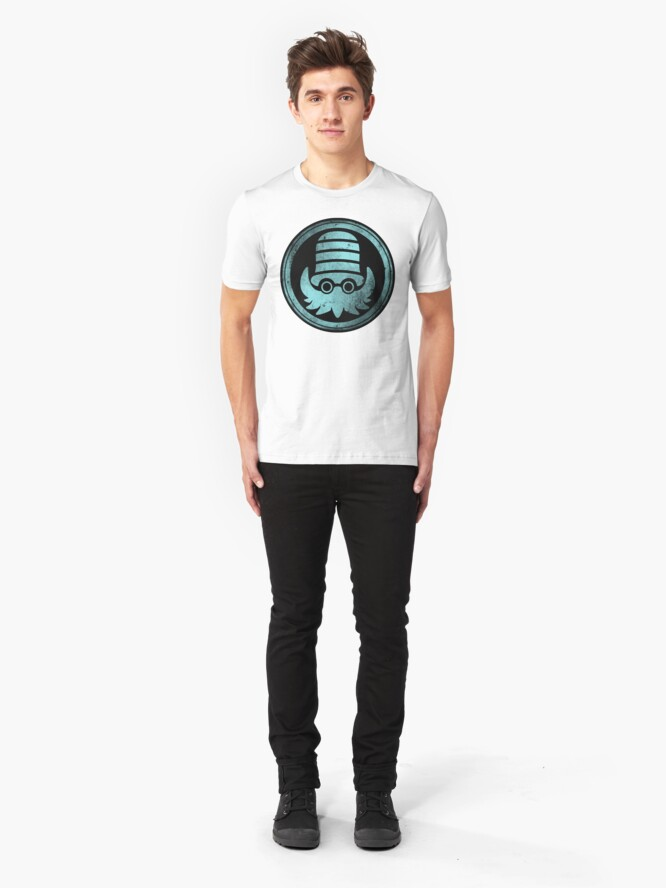 Alternate view of Hail Helix 2.0 Slim Fit T-Shirt