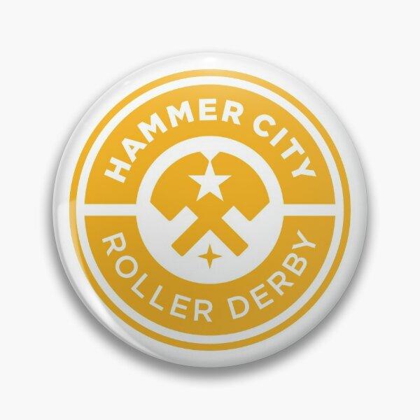 HCRD Official Logo Pin
