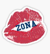 Zona Lip Sticker