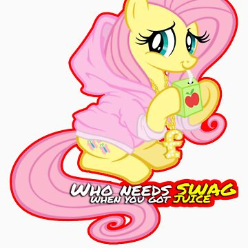 Fluttershy swag  by quhz