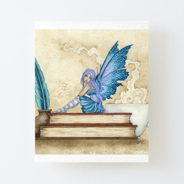 Muse Canvas Mounted Print