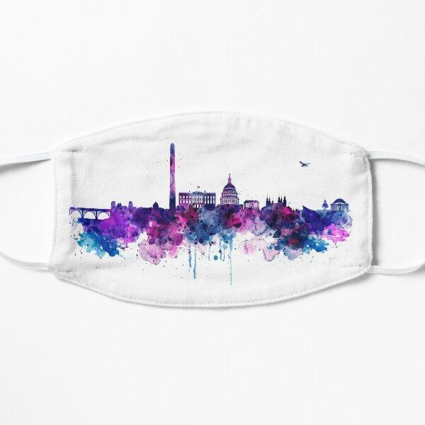 Washington DC Skyline Mask