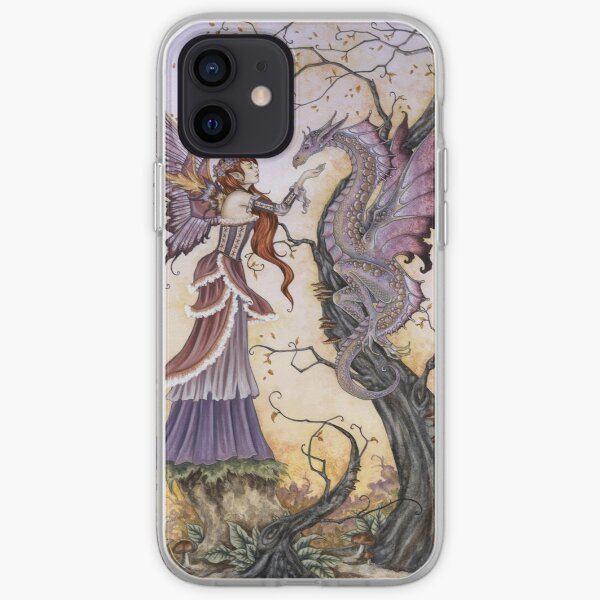 The Dragon Charmer iPhone Soft Case