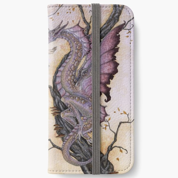 The Dragon Charmer iPhone Wallet